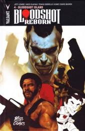 Bloodshot Reborn -4- Bloodshot Island
