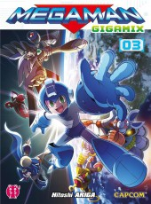 Megaman gigamix -3- Tome 3
