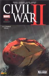 Civil War II -61/2- Tome 6