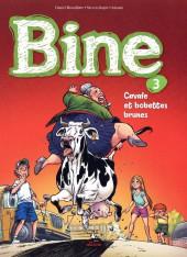 Bine -3- Cavale et bobettes brunes
