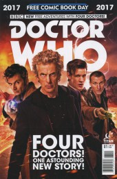 Free Comic Book Day 2017 - Doctor Who