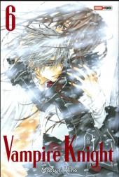 Vampire Knight -6- Tome 6