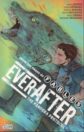Everafter : from the pages of fables (2017) -INT01- The pandora protocol