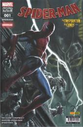 Spider-Man (Marvel France 6e série) -1- La Conspiration des clones (1/5)