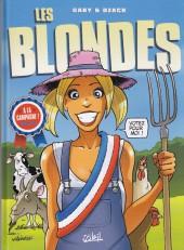 Les blondes -26- À la campagne !