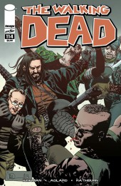 Walking Dead (The) (2003) -114- Volume 19 : March To War (Part Six)