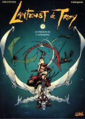 Lanfeust de Troy -5- Le frisson de l'Haruspice