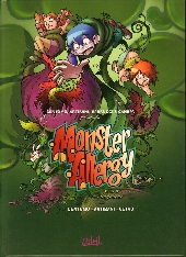 Monster Allergy -3- Magnacat