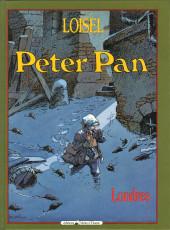 Peter Pan -1- Londres