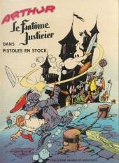 Arthur le fantôme justicier -1- Pistoles en stock