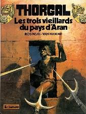 Thorgal -3'- Les trois vieillards du pays d'Aran