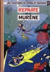 Spirou et Fantasio -9- Le repaire de la murène