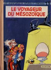 Spirou et Fantasio -13- Le voyageur du mésozoïque