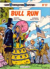 Les tuniques Bleues -27- Bull Run