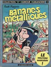 Bananes métalliques