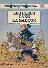 Les tuniques Bleues -13- Les bleus dans la gadoue