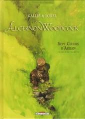 Algernon Woodcock -3- Sept Cœurs d'Arran - première partie