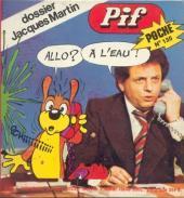 Pif Poche -135- Dossier Jacques Martin