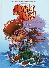 Monster Allergy -5- Le tuteur étoilé