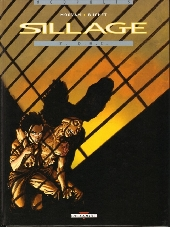 Couverture de Sillage -7- Q.H.I