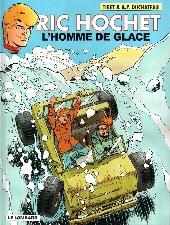 Ric Hochet -69- L'homme de glace