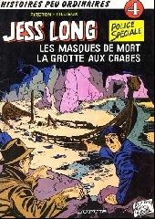 Jess Long -4- Les masques de mort - La grotte aux crabes
