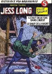 Jess Long -5- Il était deux fois dans l'Ouest - Le saut de la mort