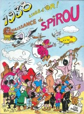Spirou et Fantasio -2- (Divers) -3Deli- La Naissance de spirou