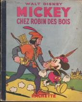 Mickey (Hachette) -21- Mickey chez Robin des Bois