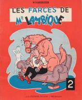 Farces de Monsieur Lambique (Les)