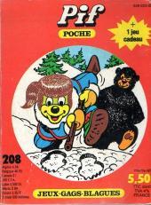 Pif Poche -208- Canada