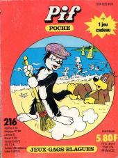 Pif Poche -216- La plage