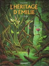 L'héritage d'Émilie -3- L'exilé
