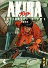 Akira (Anime) -4- Tome 4