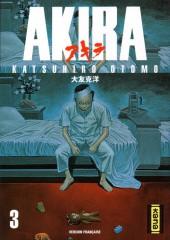 Akira (Anime) -3- Tome 3