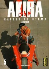 Akira (Anime) -5- Tome 5