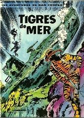 Dan Cooper (Les aventures de) -12b78- Tigres de mer