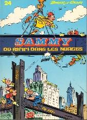 Sammy -24- Du rififi dans les nuages