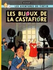 Tintin (Historique) -21B34- Les bijoux de la Castafiore