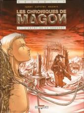 Les chroniques de Magon -3- L'Antre de la Gorgone