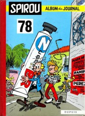 (Recueil) Spirou (Album du journal) -78- Spirou album du journal
