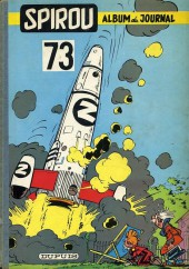 (Recueil) Spirou (Album du journal) -73- Spirou album du journal