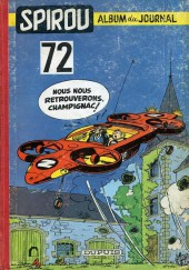 (Recueil) Spirou (Album du journal) -72- Spirou album du journal