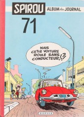 (Recueil) Spirou (Album du journal) -71- Spirou album du journal