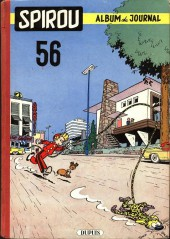 (Recueil) Spirou (Album du journal) -56- Spirou album du journal