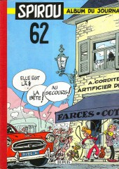 (Recueil) Spirou (Album du journal) -62- Spirou album du journal
