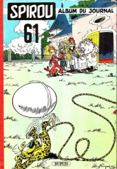 (Recueil) Spirou (Album du journal) -61- Spirou album du journal