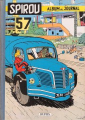 (Recueil) Spirou (Album du journal) -57- Spirou album du journal