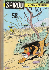 (Recueil) Spirou (Album du journal) -58- Spirou album du journal
