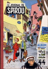 (Recueil) Spirou (Album du journal) -44- Spirou album du journal